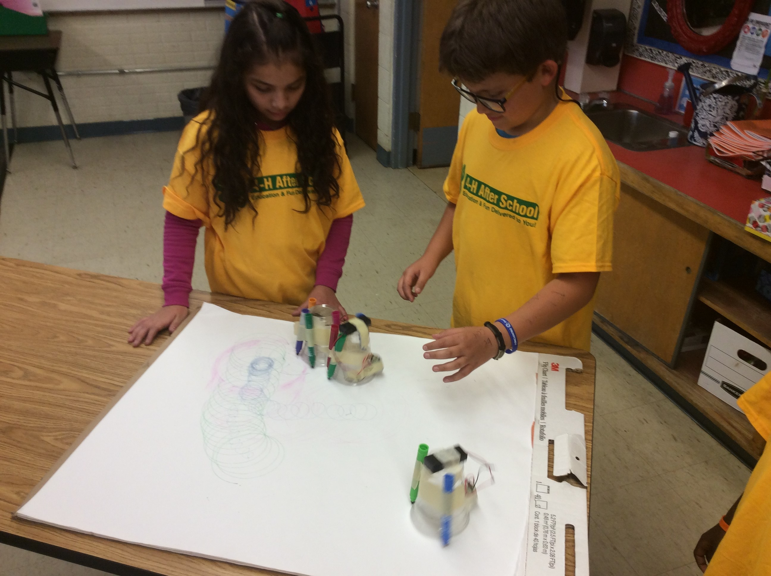 4-H School and Enrichment Programming
