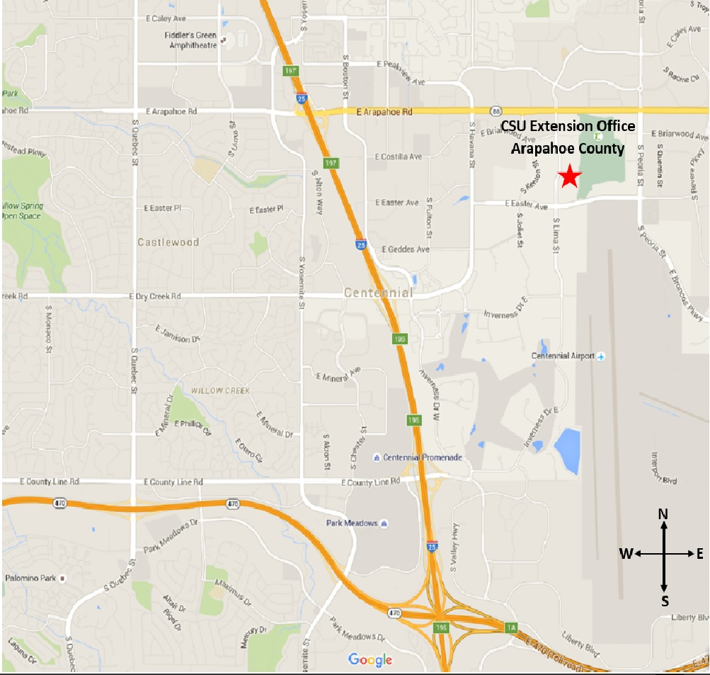 Location Arapahoe County Extensionarapahoe County Extension