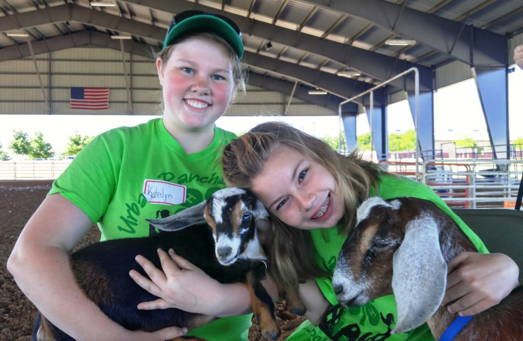 Urban Ranchers Day Camp